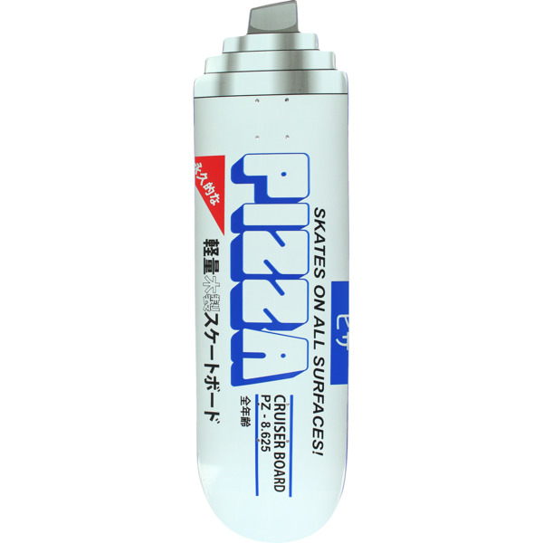 "Pizza Skateboards Marker CNC Skateboard Deck - 8.67"" x 32"""