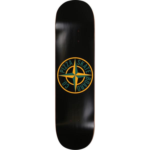 "Pizza Skateboards Pizza Stone Skateboard Deck - 8.25"" x 32"""