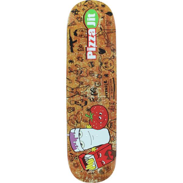"Pizza Skateboards Jit Skateboard Deck - 7.75"" x 31.5"""