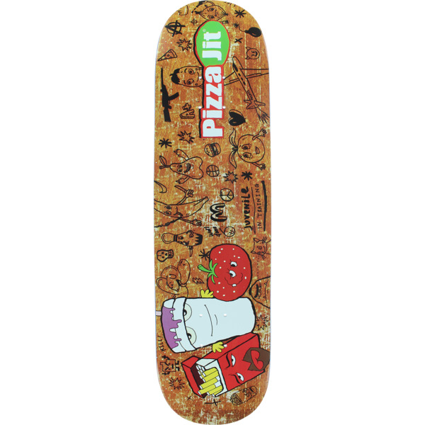 "Pizza Skateboards Jit Skateboard Deck - 8"" x 31.5"""