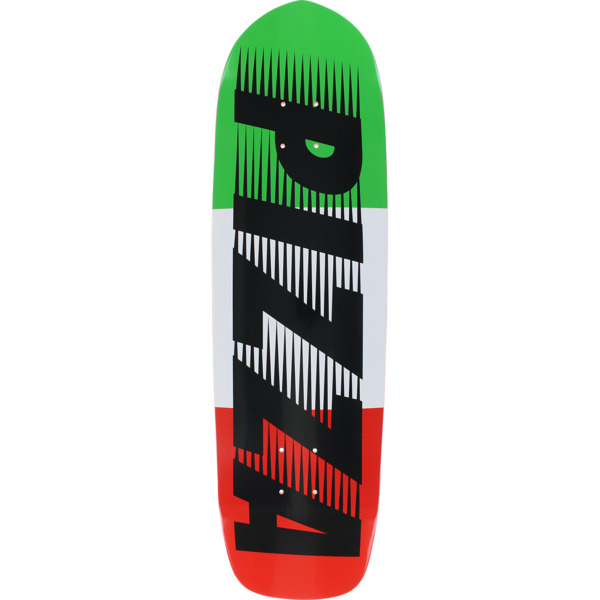 "Pizza Skateboards Speedy Punk Point Skateboard Deck - 8.62"" x 32.12"""