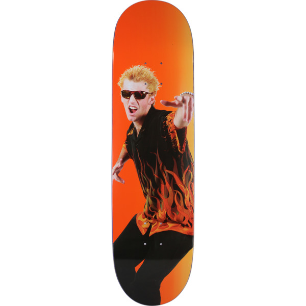 "Pizza Skateboards Michael Pulizzi Diner Skateboard Deck - 8.5"" x 32.125"""