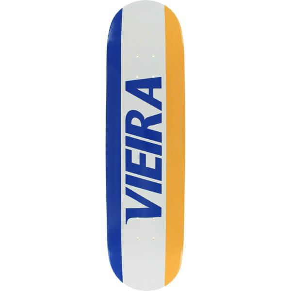 """Pizza Skateboards Jesse Vieira Card Skateboard Deck - 8.12"""" x 32.375"""""""