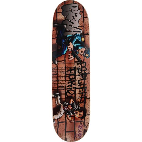 """Pizza Skateboards Jesse Vieira Tag Slick Skateboard Deck - 8.37"""" x 32.25"""""""