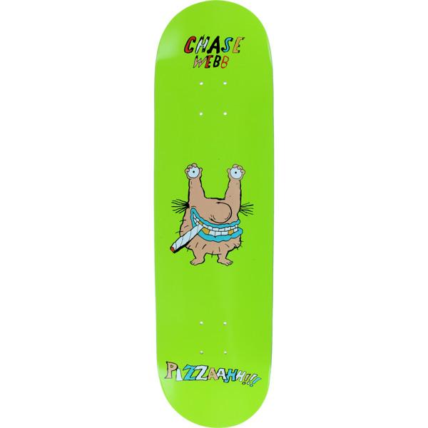 """Pizza Skateboards Chase Webb Monster Skateboard Deck - 8.25"""" x 32"""""""