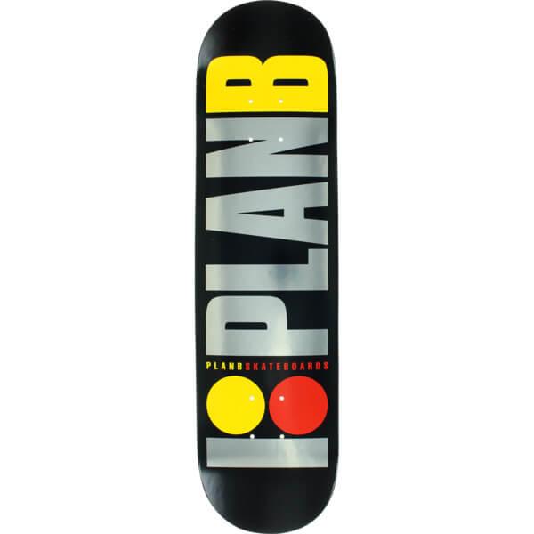 Plan B Skateboards Team OG Logo Deck