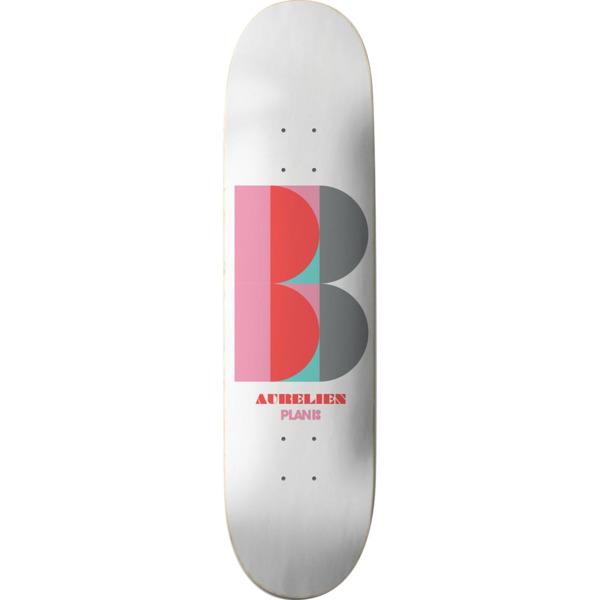"Plan B Skateboards Aurelien Giraud Deco Skateboard Deck - 8.25"" x 32.125"""