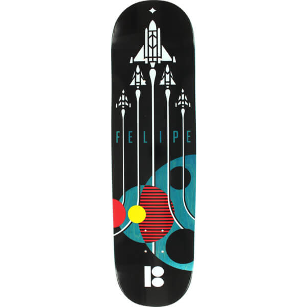 Plan b skateboards felipe gustavo light year skateboard deck 762 plan b skateboards light year skateboard deck aloadofball Choice Image