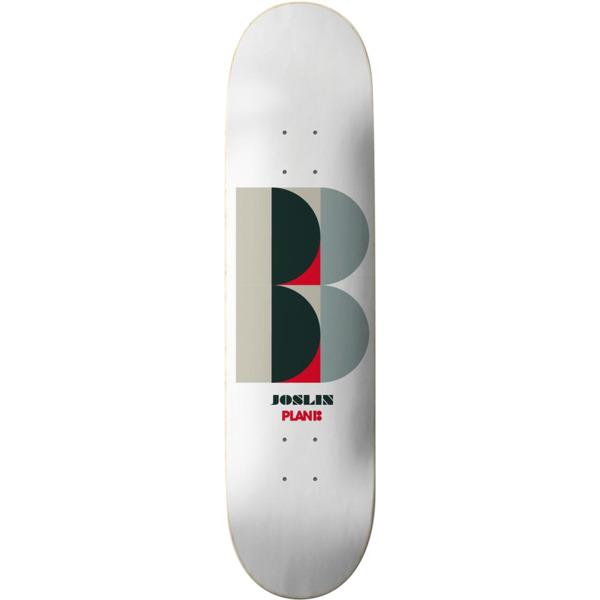 "Plan B Skateboards Chris Joslin Deco Skateboard Deck - 8.5"" x 32.125"""