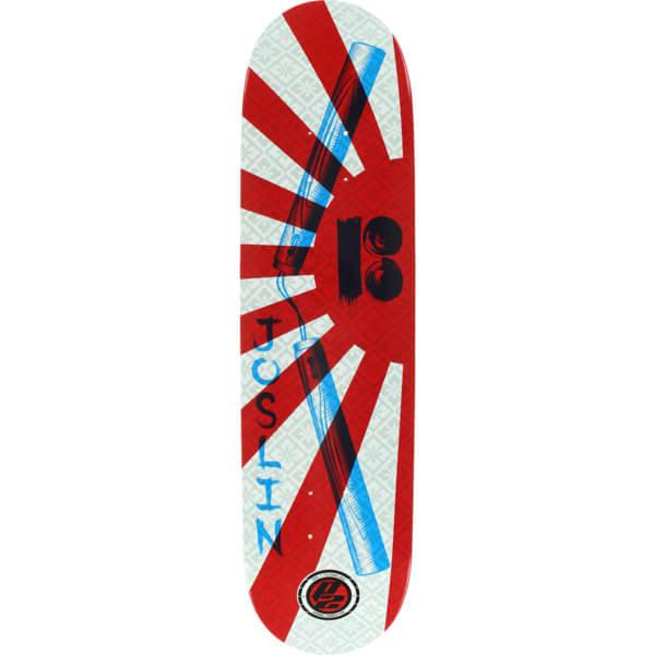Plan B Skateboards Warriors Deck