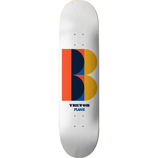 "Plan B Skateboards Trevor McClung Deco Skateboard Deck - 8.375"" x 32.125"""