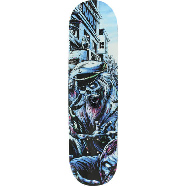 Plan B Skateboards Rip Shred Deck