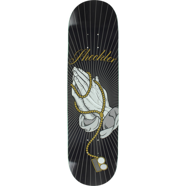 "Plan B Skateboards Ryan Sheckler Rosary Skateboard Deck - 8.1"" x 31.75"""