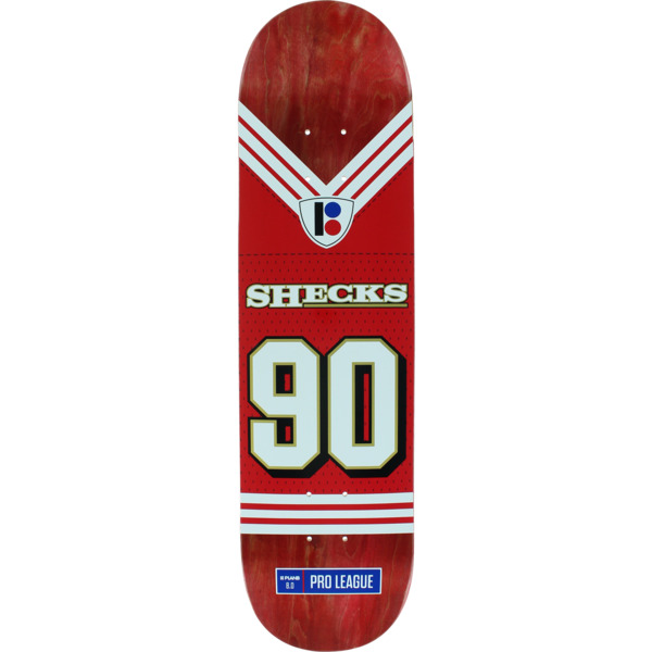 Plan B Skateboards Super Roll Deck