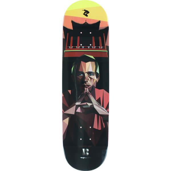 Plan b skateboards alf art skateboard deck