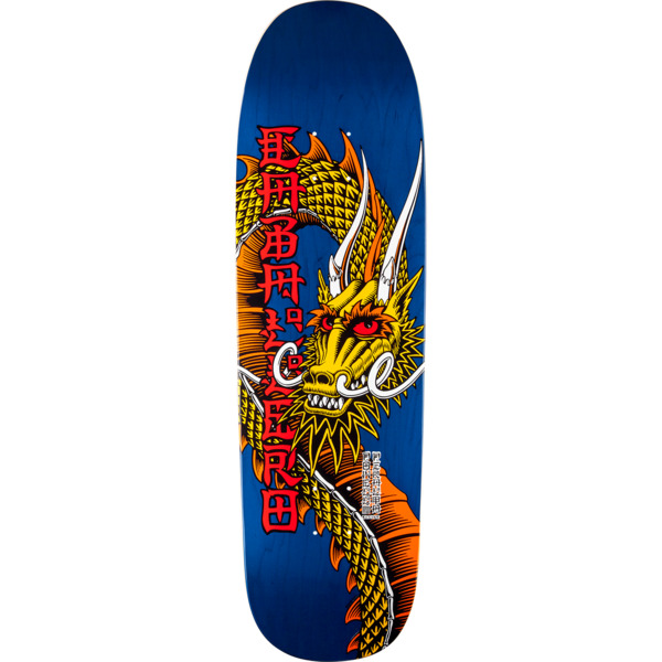 Powell Peralta Steve Caballero Cab Ban This Dragon 08 Navy