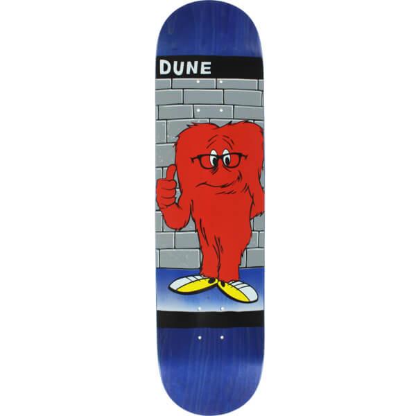 "Prime Heritage Dune Glasses Gossamer Navy Skateboard Deck - 8"" x 31.75"""