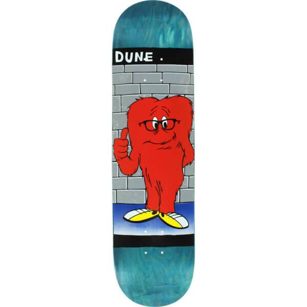 "Prime Heritage Dune Glasses Gossamer Lite Blue Skateboard Deck - 8.25"" x 32"""