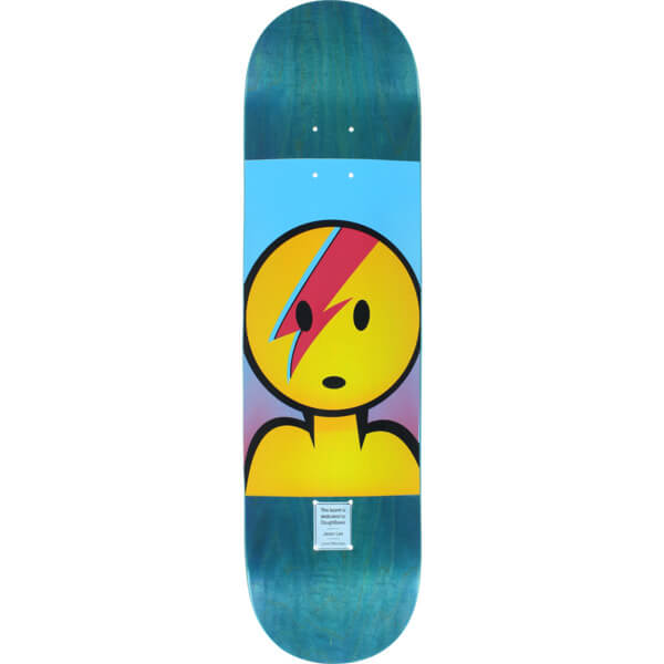 """Prime Heritage Lance Mountain DoughBowie Teal Skateboard Deck - 8"""" x 32"""""""