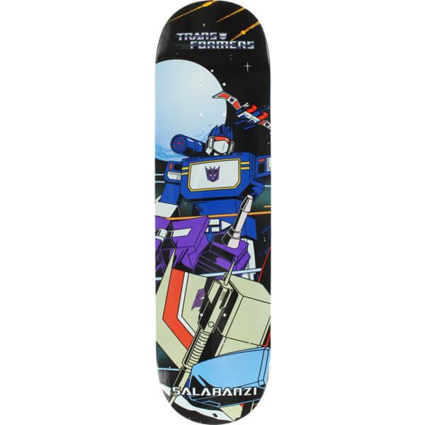 Primitive Skateboarding Transformers Soundwave Deck
