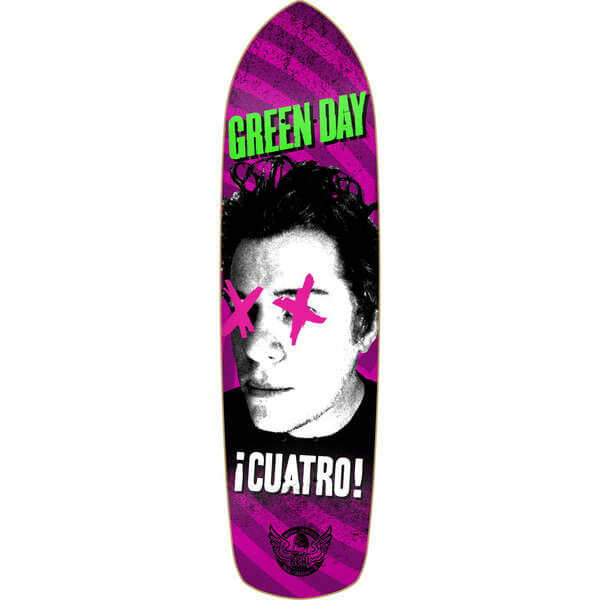 Real Actions Realized Greenday Cuatro Deck