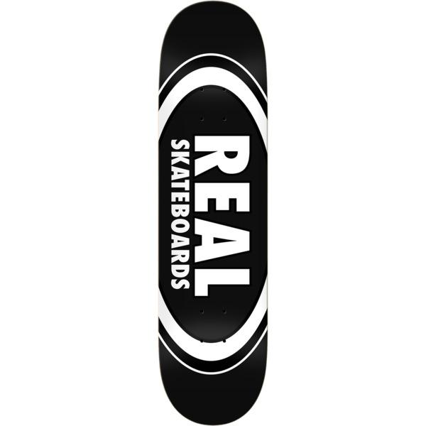 "Real Skateboards Classic Oval Skateboard Deck - 8.25"" x 32"""