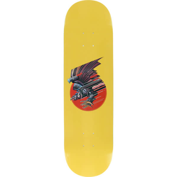 "Real Skateboards Bird Screaming Bird Skateboard Deck - 7.81"" x 31.75"""