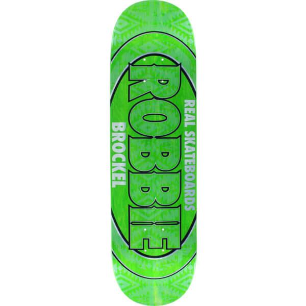 Real Skateboards Oval Deck