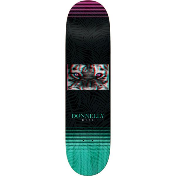 "Real Skateboards Jake Donnelly Spirit Eyes Skateboard Deck - 8.25"" x 32"""