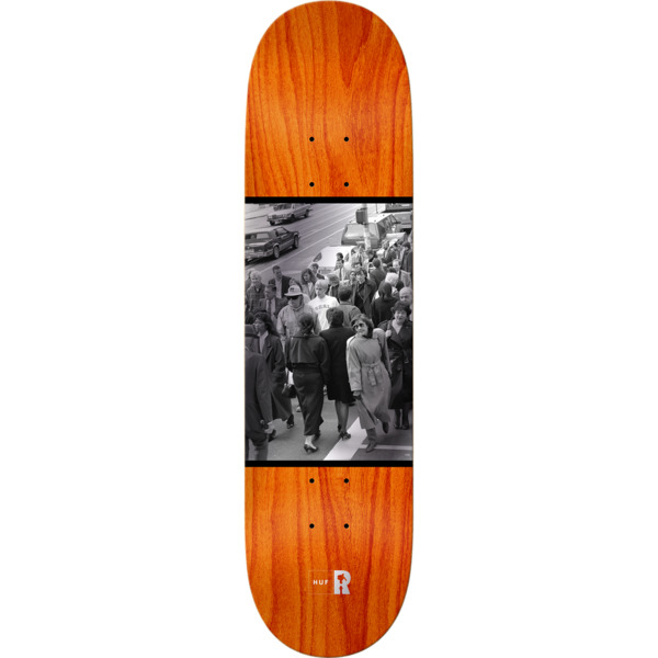 "Real Skateboards HUF Standout Skateboard Deck - 8.06"" x 32"""
