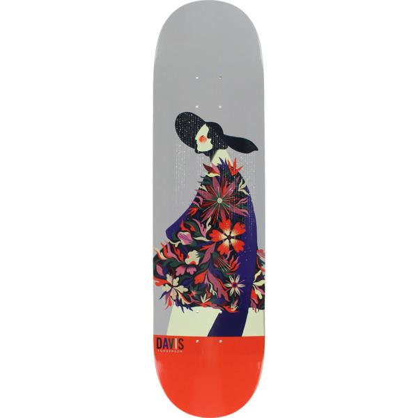 "Real Skateboards Davis Torgerson X Willian Santiago Skateboard Deck - 8.06"" x 31.5"""