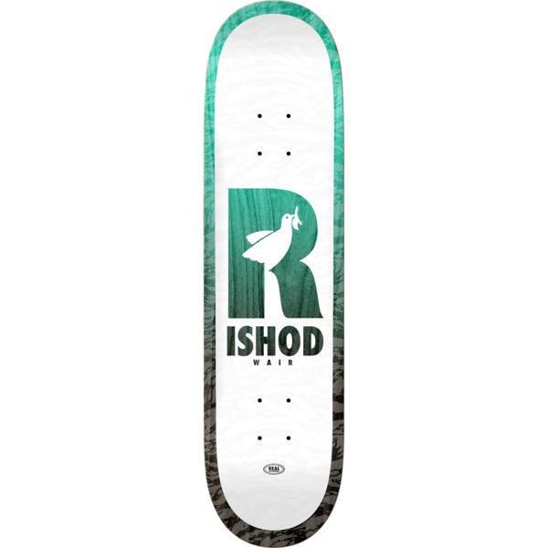 "Real Skateboards Ishod Wair Be Free Skateboard Deck - 8.5"" x 31.85"""