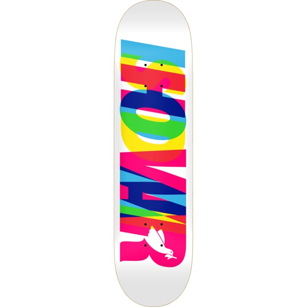 "Real Skateboards Ishod Wair Eclipsing Skateboard Deck - 8.5"" x 31.85"""