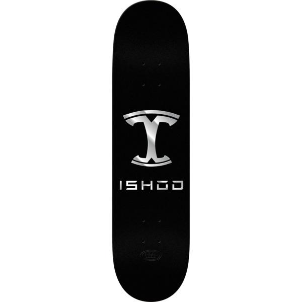"Real Skateboards Ishod Wair Model W Skateboard Deck - 8.06"" x 31.5"""