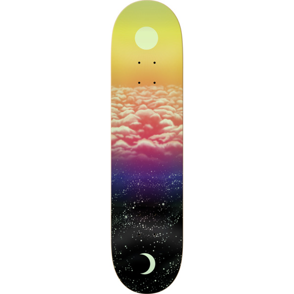 "Real Skateboards Ishod Wair Night & Day Skateboard Deck Twintail - 8.37"" x 32"""