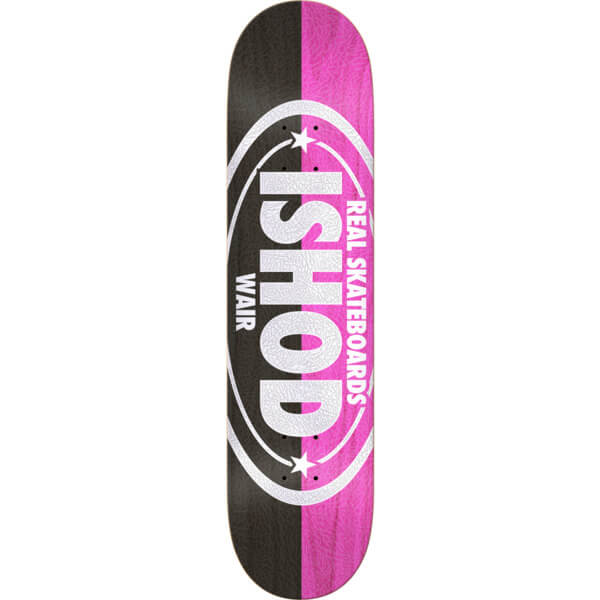 Real Skateboards Premium Oval 2-Tone Deck