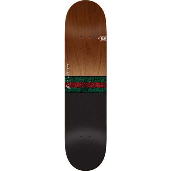 real skateboards kyle walker roses ii skateboard deck 8 06 x 32