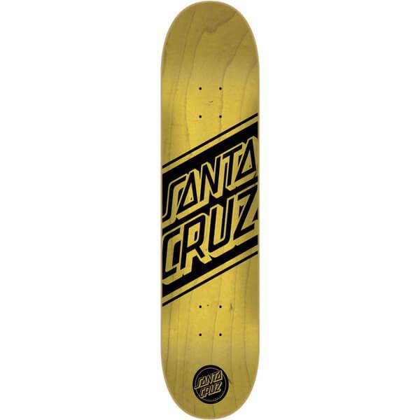 Santa Cruz Skateboards Black Strip Deck