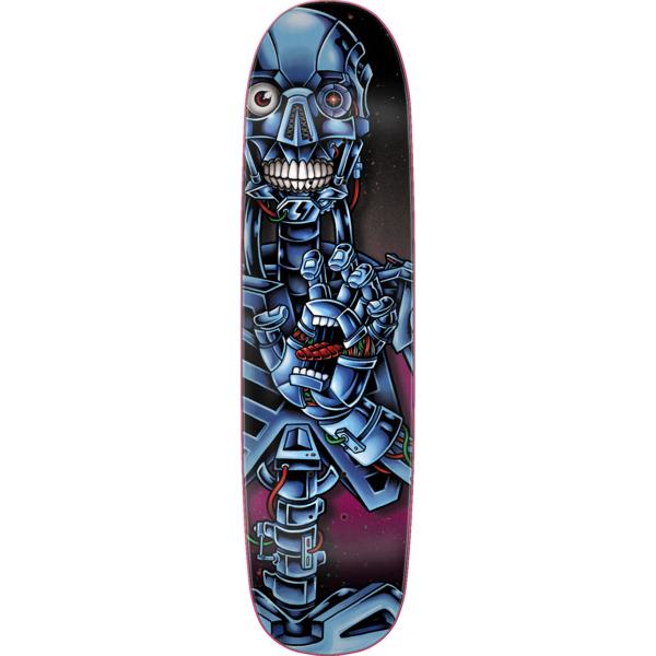 "Santa Cruz Skateboards Hand Crew Robo Everslick Skateboard Deck - 8.5"" x 31.85"""
