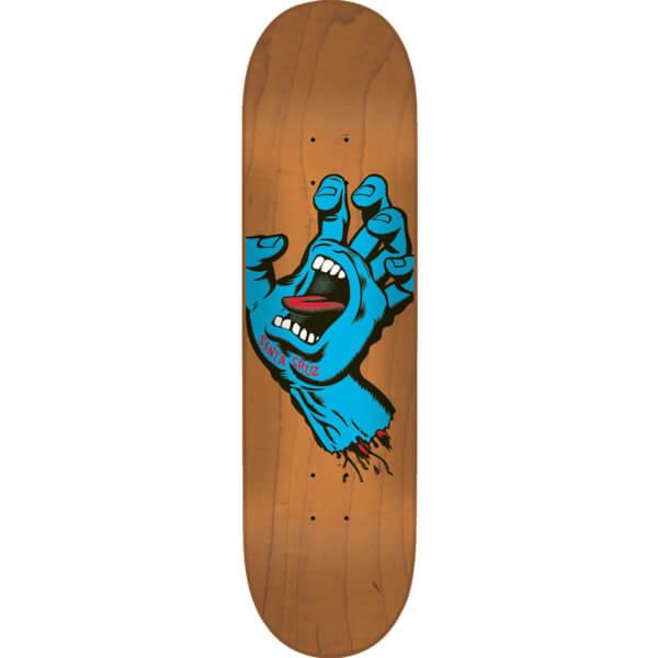 Santa Cruz Skateboards Minimal Hand Eight Deck