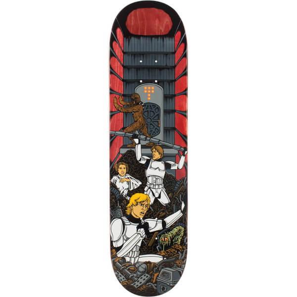 Trash Compactor Reviews santa cruz skateboards star wars trash compactor skateboard deck