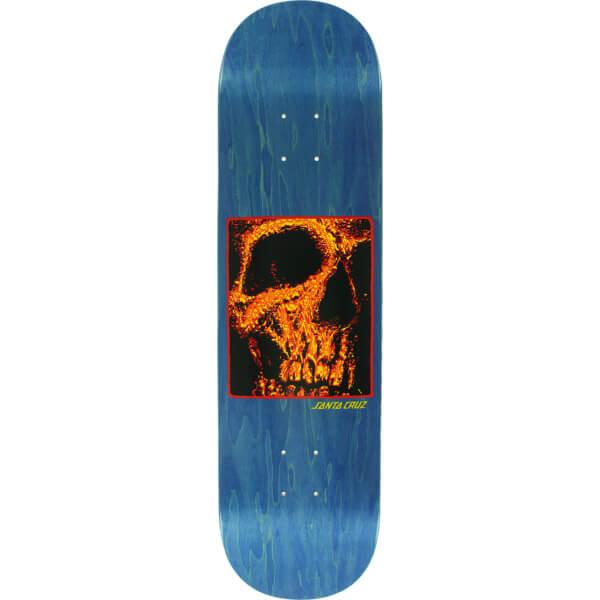 "Santa Cruz Skateboards Street Creep Redux Wide Tip Skateboard Deck - 8.25"" x 32"""