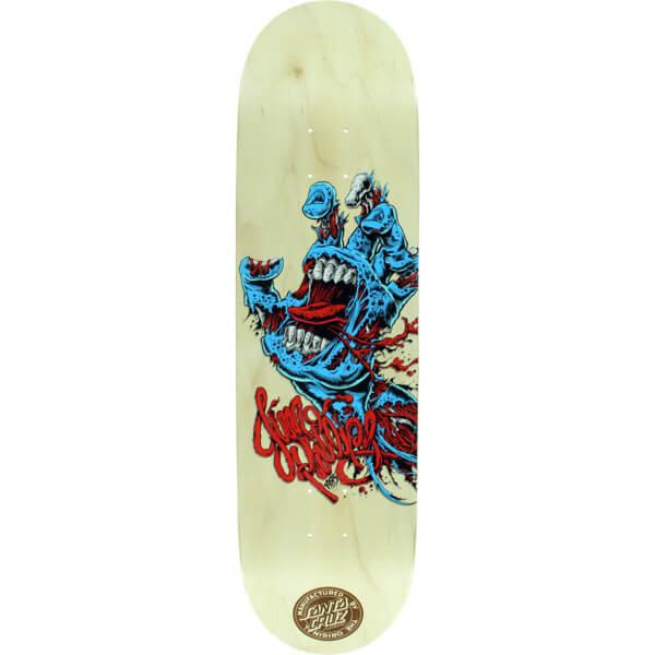 Santa Cruz Skateboards Taylor Hand Deck
