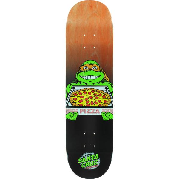 "Santa Cruz Skateboards TMNT Michelangelo Skateboard Deck - 8"" x 31.6"""