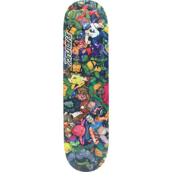 "Santa Cruz Skateboards TMNT Toys Everslick Skateboard Deck - 8"" x 31.6"""