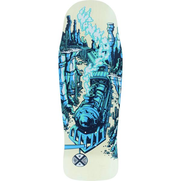"Santa Cruz Skateboards Erick Winkowski Train Pre Issue Skateboard Deck - 10.34"" x 30.54"""