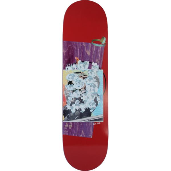 "ScumCo & Sons Dave Abair SMP Skateboard Deck - 8.25"" x 32"""