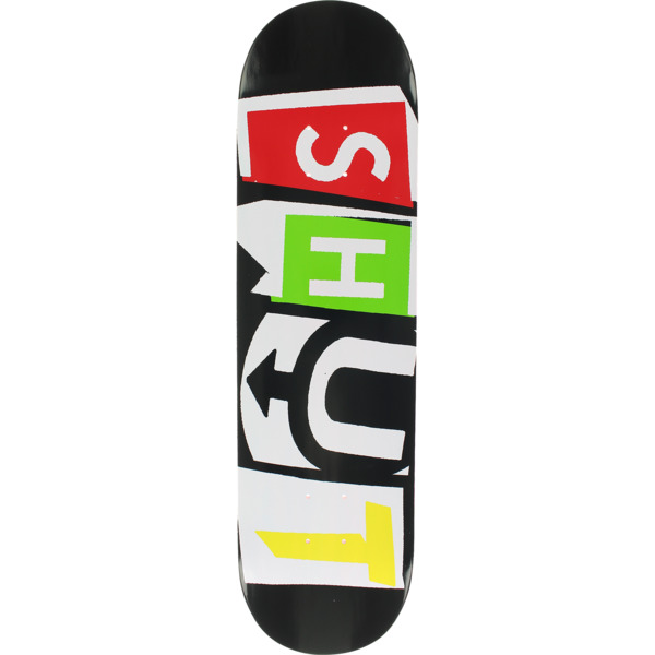 "Shut Skateboards Ransom Skateboard Deck - 7.75"" x 31.875"""