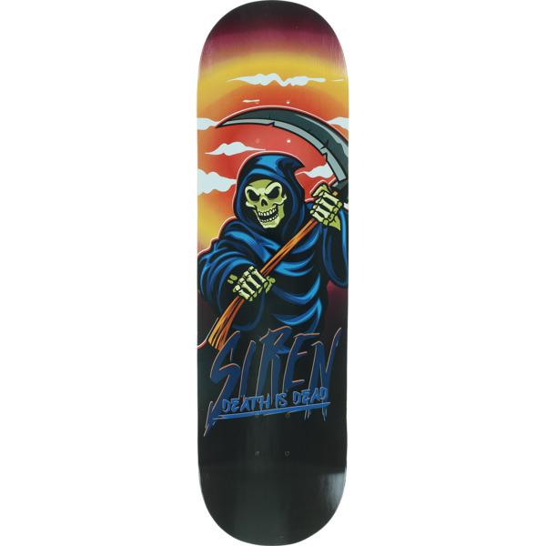 """Siren Skateboards Death is Dead Reaper Skateboard Deck - 8.25"""" x 32"""""""