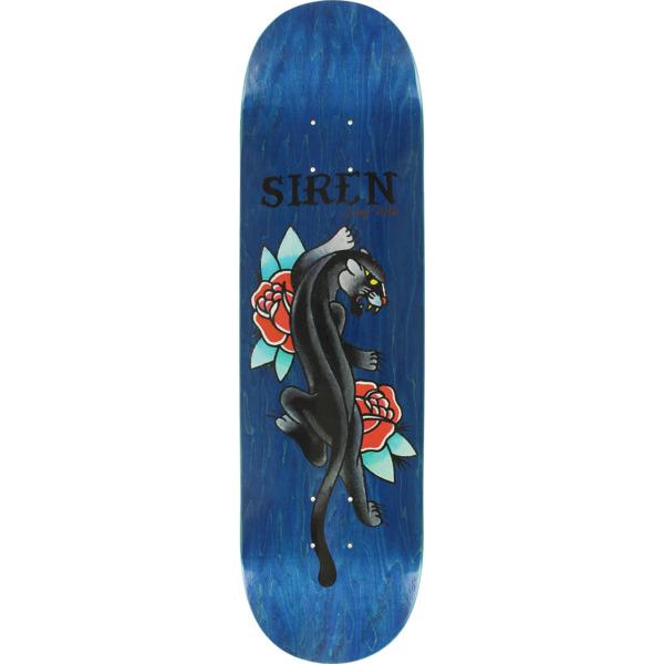 """Siren Skateboards Casey Wells Panther Skateboard Deck - 8.25"""" x 32"""""""